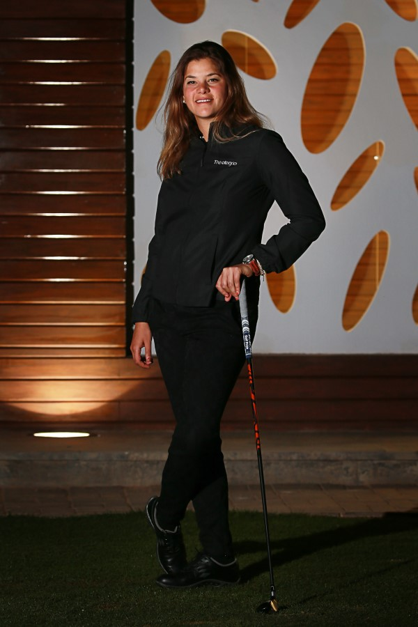 Naela El Attar - golf professional at The Allegria